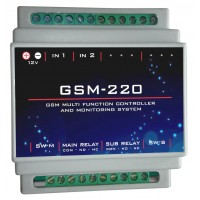 GSM-220 Multi funktions GSM controller